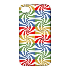 Candy Pattern  Apple iPhone 4/4S Hardshell Case with Stand