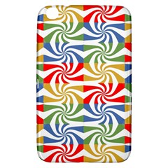 Candy Pattern  Samsung Galaxy Tab 3 (8 ) T3100 Hardshell Case