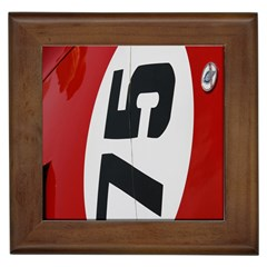 Car Auto Speed Vehicle Automobile Framed Tiles