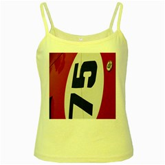 Car Auto Speed Vehicle Automobile Yellow Spaghetti Tank
