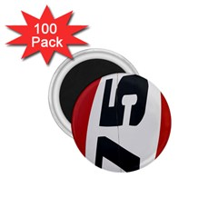 Car Auto Speed Vehicle Automobile 1.75  Magnets (100 pack)