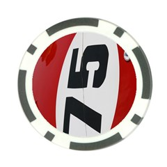 Car Auto Speed Vehicle Automobile Poker Chip Card Guard