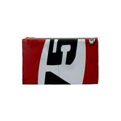 Car Auto Speed Vehicle Automobile Cosmetic Bag (Small)