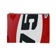 Car Auto Speed Vehicle Automobile Cosmetic Bag (Large)