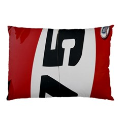 Car Auto Speed Vehicle Automobile Pillow Case (Two Sides)