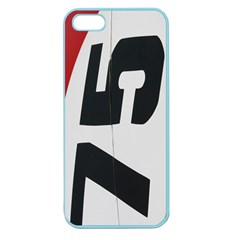 Car Auto Speed Vehicle Automobile Apple Seamless iPhone 5 Case (Color)
