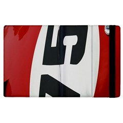 Car Auto Speed Vehicle Automobile Apple iPad 3/4 Flip Case