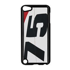 Car Auto Speed Vehicle Automobile Apple iPod Touch 5 Case (Black)