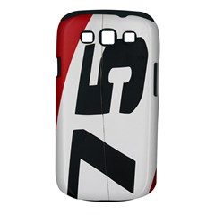 Car Auto Speed Vehicle Automobile Samsung Galaxy S III Classic Hardshell Case (PC+Silicone)