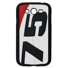 Car Auto Speed Vehicle Automobile Samsung Galaxy Grand Duos I9082 Case (black)