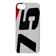 Car Auto Speed Vehicle Automobile Apple iPhone 5S/ SE Hardshell Case