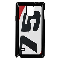 Car Auto Speed Vehicle Automobile Samsung Galaxy Note 4 Case (black)