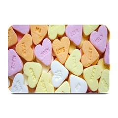 Candy Pattern Plate Mats