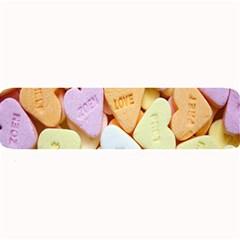Candy Pattern Large Bar Mats