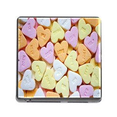 Candy Pattern Memory Card Reader (Square)