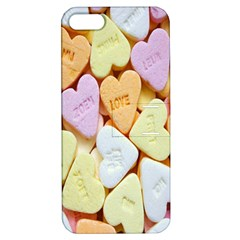 Candy Pattern Apple iPhone 5 Hardshell Case with Stand