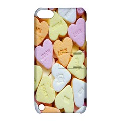 Candy Pattern Apple iPod Touch 5 Hardshell Case with Stand