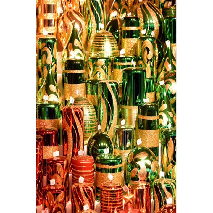 Candles Christmas Market Colors 5.5  x 8.5  Notebooks