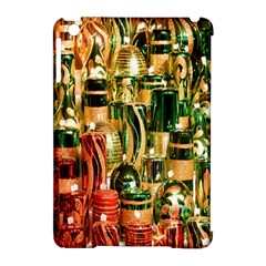 Candles Christmas Market Colors Apple Ipad Mini Hardshell Case (compatible With Smart Cover)