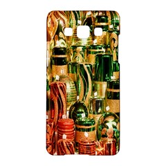 Candles Christmas Market Colors Samsung Galaxy A5 Hardshell Case