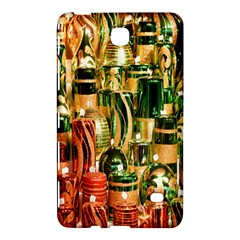Candles Christmas Market Colors Samsung Galaxy Tab 4 (8 ) Hardshell Case