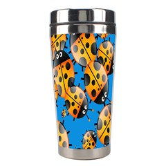 Cartoon Ladybug Stainless Steel Travel Tumblers