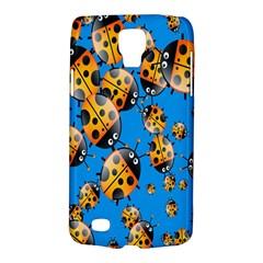Cartoon Ladybug Galaxy S4 Active