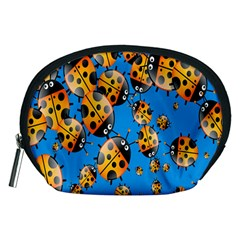 Cartoon Ladybug Accessory Pouches (medium)