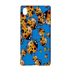 Cartoon Ladybug Sony Xperia Z3+