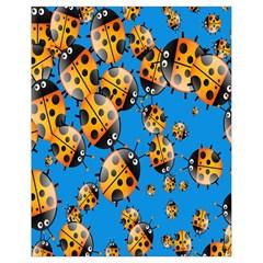 Cartoon Ladybug Drawstring Bag (Small)