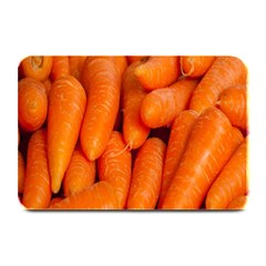 Carrots Vegetables Market Plate Mats