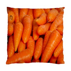 Carrots Vegetables Market Standard Cushion Case (Two Sides)
