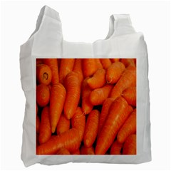 Carrots Vegetables Market Recycle Bag (One Side)