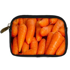 Carrots Vegetables Market Digital Camera Cases
