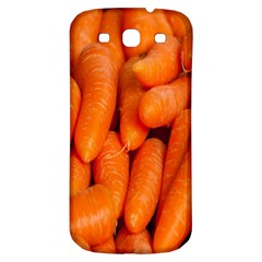 Carrots Vegetables Market Samsung Galaxy S3 S Iii Classic Hardshell Back Case