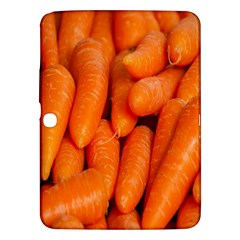 Carrots Vegetables Market Samsung Galaxy Tab 3 (10.1 ) P5200 Hardshell Case