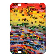 Car Painting Modern Art Kindle Fire HD 8.9