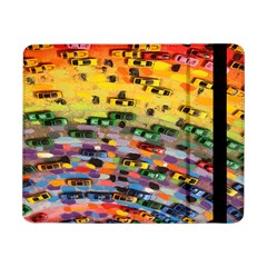Car Painting Modern Art Samsung Galaxy Tab Pro 8.4  Flip Case