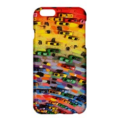 Car Painting Modern Art Apple Iphone 6 Plus/6s Plus Hardshell Case