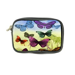 Butterfly Painting Art Graphic Coin Purse