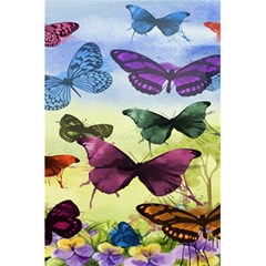 Butterfly Painting Art Graphic 5.5  x 8.5  Notebooks