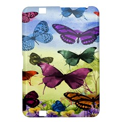 Butterfly Painting Art Graphic Kindle Fire Hd 8 9