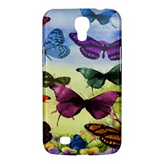 Butterfly Painting Art Graphic Samsung Galaxy Mega 6.3  I9200 Hardshell Case