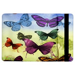 Butterfly Painting Art Graphic Ipad Air 2 Flip