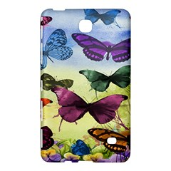 Butterfly Painting Art Graphic Samsung Galaxy Tab 4 (8 ) Hardshell Case