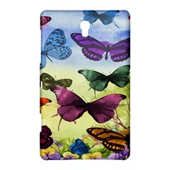 Butterfly Painting Art Graphic Samsung Galaxy Tab S (8.4 ) Hardshell Case