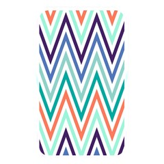Chevrons Colourful Background Memory Card Reader