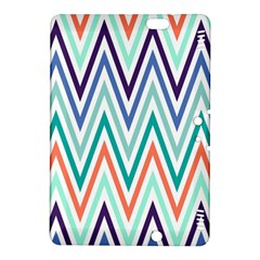 Chevrons Colourful Background Kindle Fire Hdx 8 9  Hardshell Case