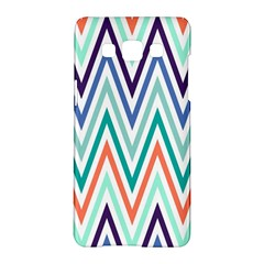 Chevrons Colourful Background Samsung Galaxy A5 Hardshell Case