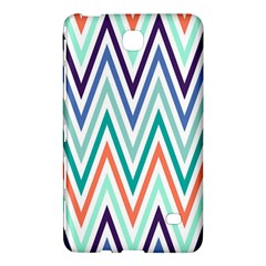 Chevrons Colourful Background Samsung Galaxy Tab 4 (7 ) Hardshell Case